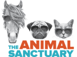 THE ANIMAL SANCTUARY Logo