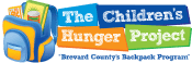 The Children's Hunger Project: Brevard County's Backpack Program Logo